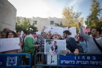 Hundreds of Palestinians in Israel have been arrested since a police officer shot and killed a 22-year-old youth in the Galilee village of Kufr Kana. (Photo: ActiveStills)