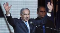 Netanyahu's right-wing ultra-nationalist Likud party pulled off an overwhelming victory during this week's elections in Israel. (Photo: Al Jazeera English)