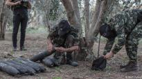 Palestinian armed groups reject the possibility of IS in Gaza. (Photo: Dylan Collins)