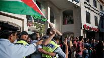 The Palestinian Authority's security forces have been targeting students and activists who speak out over their unpopular policies. (Photo: Dylan Collins)